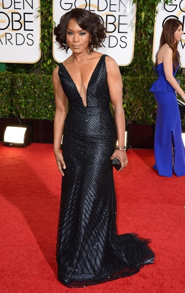 Angela Bassett, Golden Globes