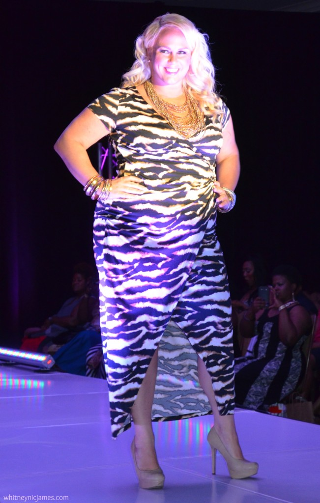 Curves Rock Fashion Weekend - Ashley Stewart