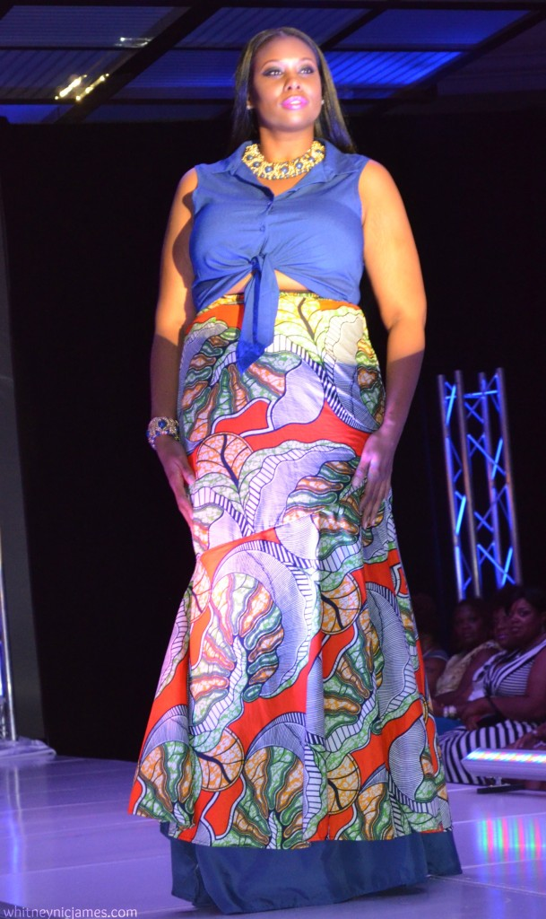 Curves Rock Fashion Weekend - Sultry Glamazon Closet