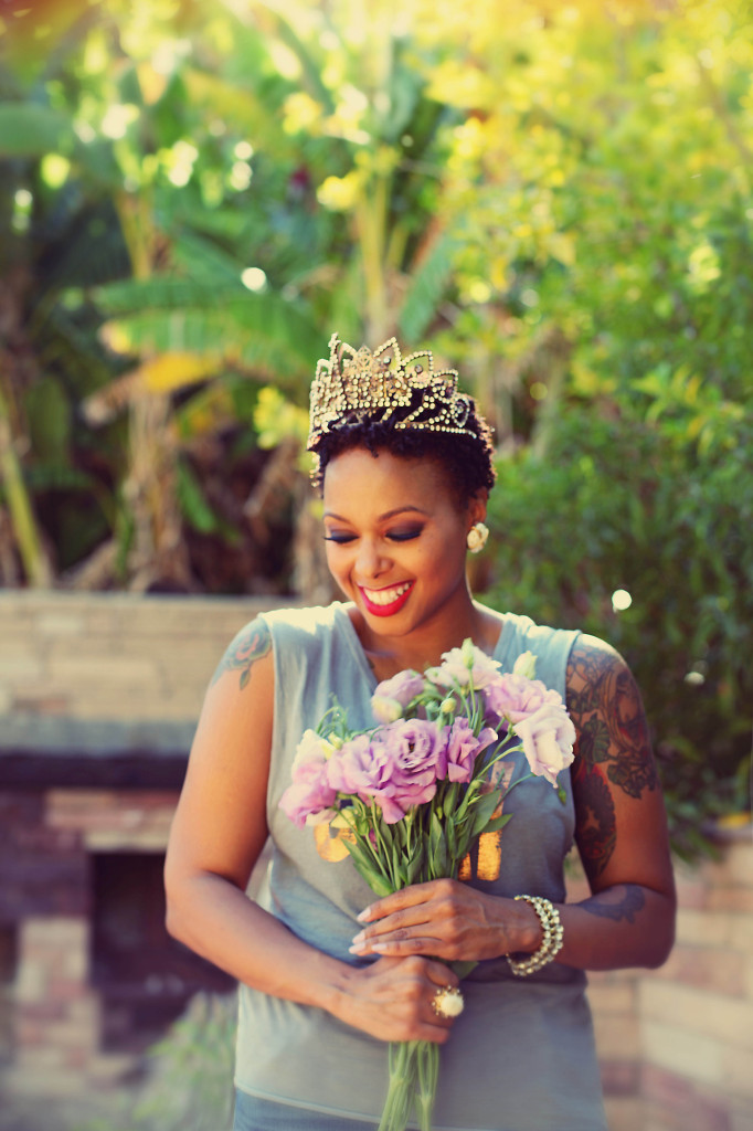 Chrisette Michele - Rich Hipster