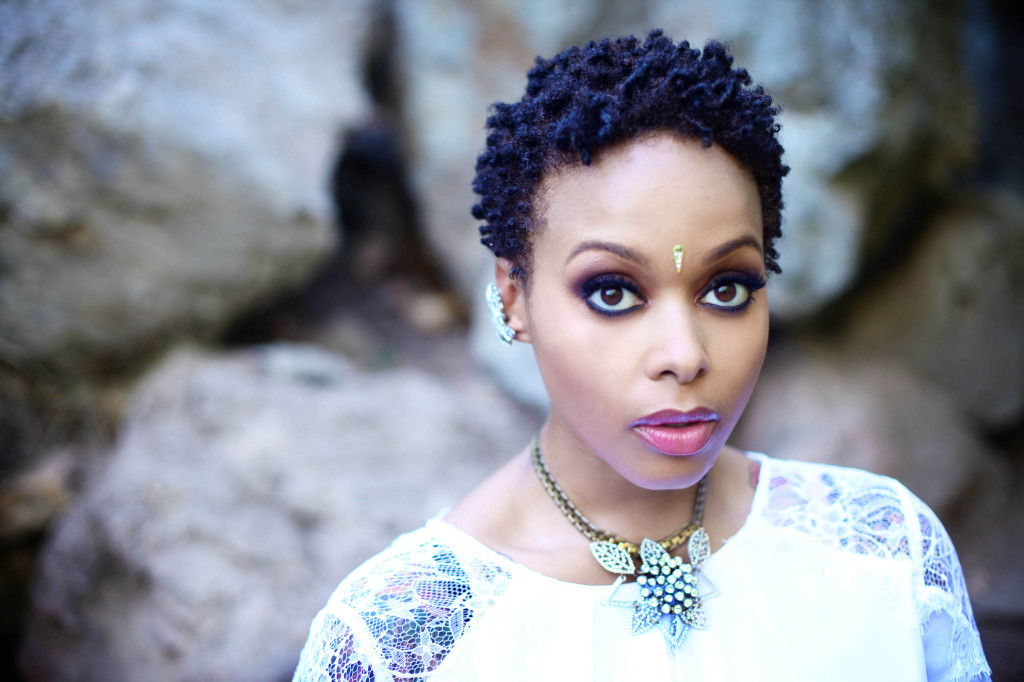 Chrisette Michele - Rich Hipster Interview