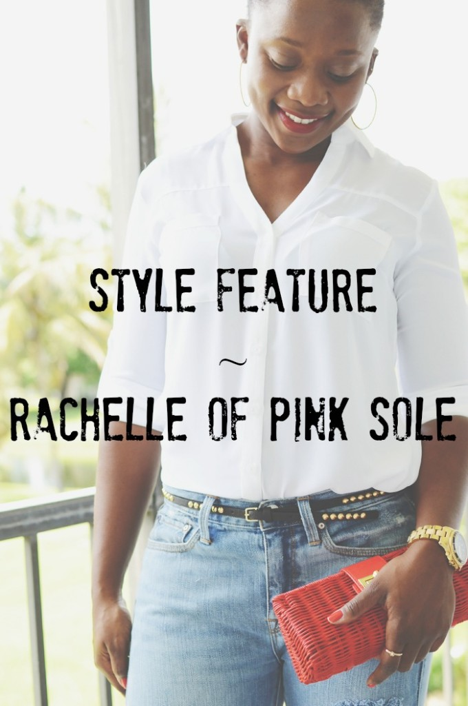 Rachelle - Pink Sole Feature