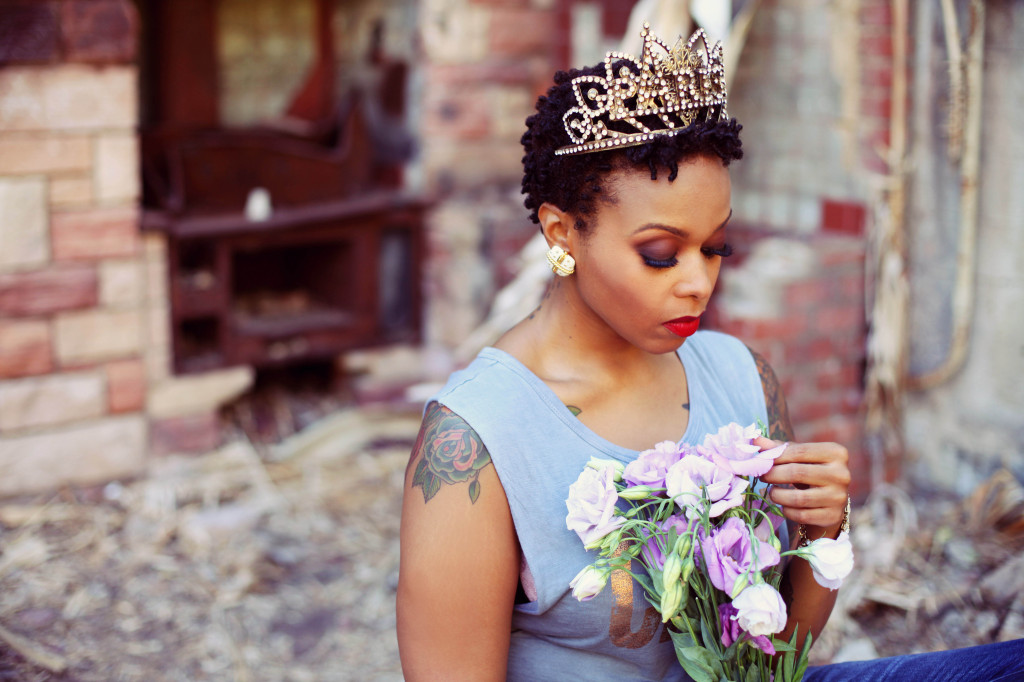 Rich Hipster - Chrisette Michele