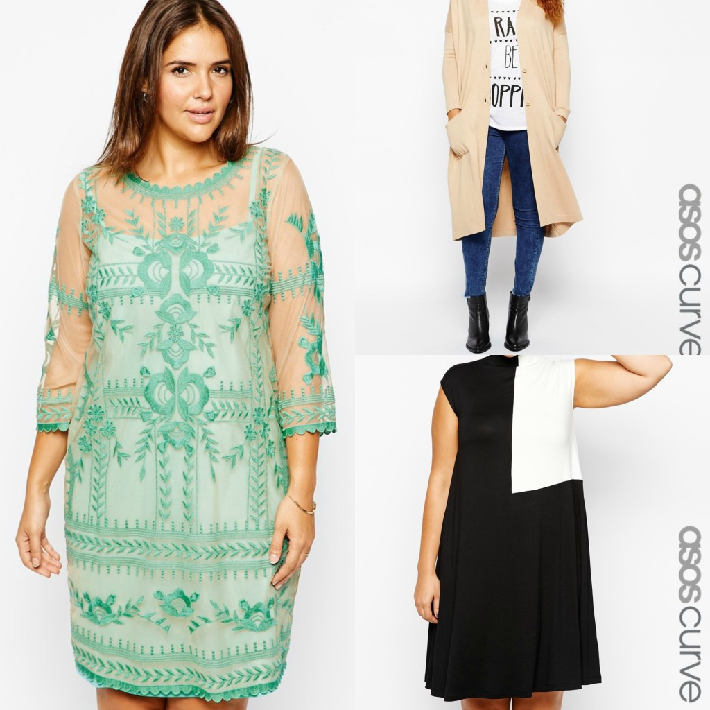 Plus Size Fall Favorites - ASOS