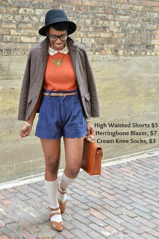 Thrifty Thursday - Melodic Thrifty Chic ft.