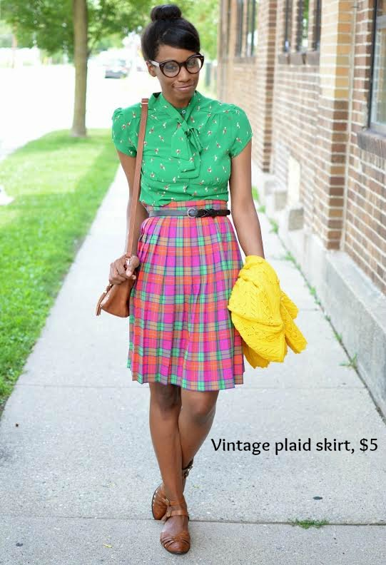 Thrifty Thursday - Melodic Thrifty Chic