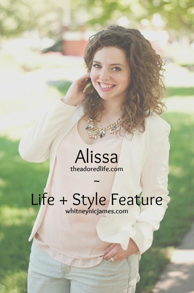 lifestyle feature - the adoredlife