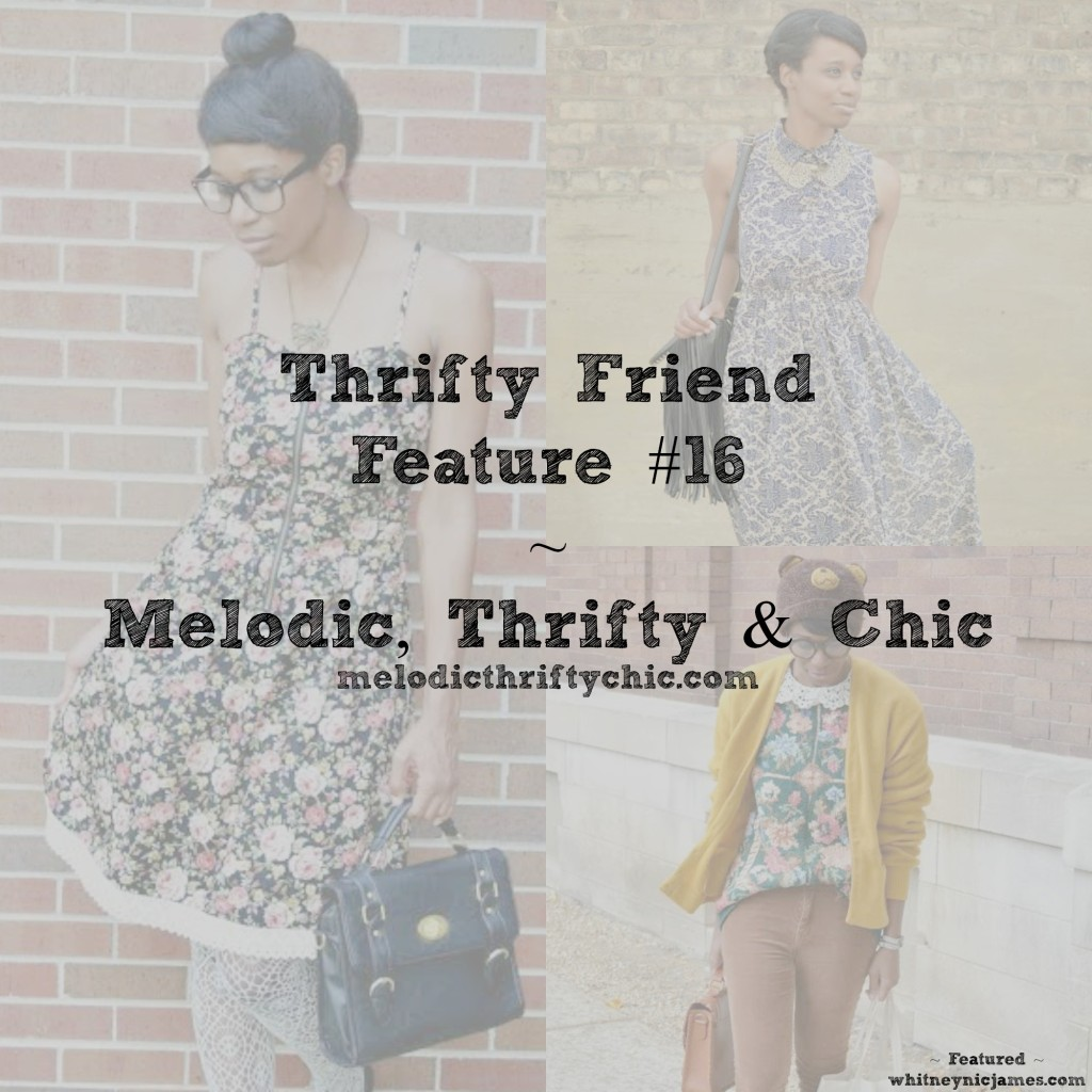thrifted fashion - feature