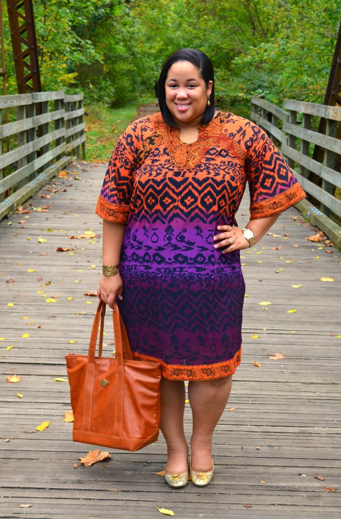 Plus Size OOTD - Fall Fashion at Work