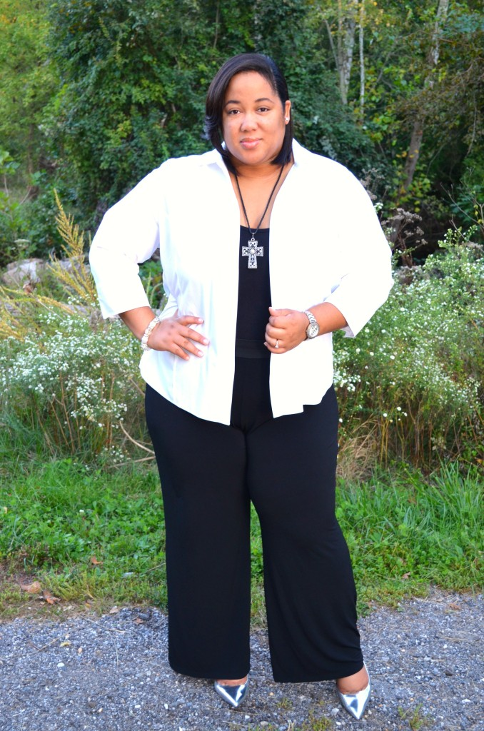 plus size OOTD - workwear
