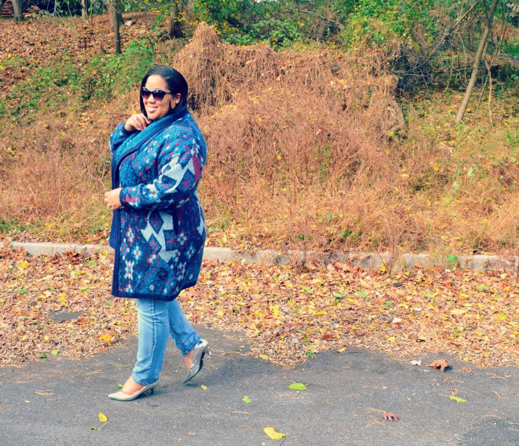 Cozy Sweaters - Plus Size OOTD