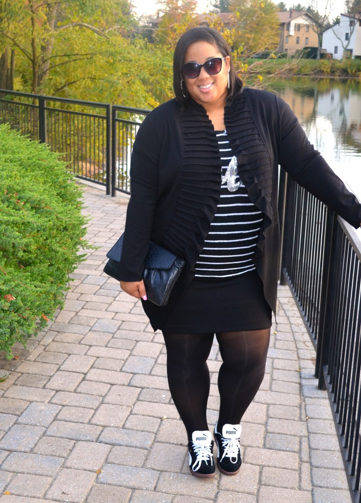 Fall Style - Plus Size Casual Outfit