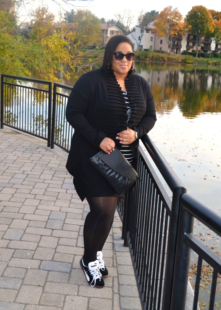Plus Size Fashion - Casual Outfit