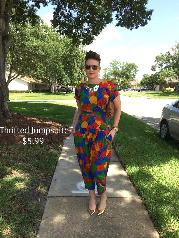 Thrifty Blogger Feature - Style Rehab