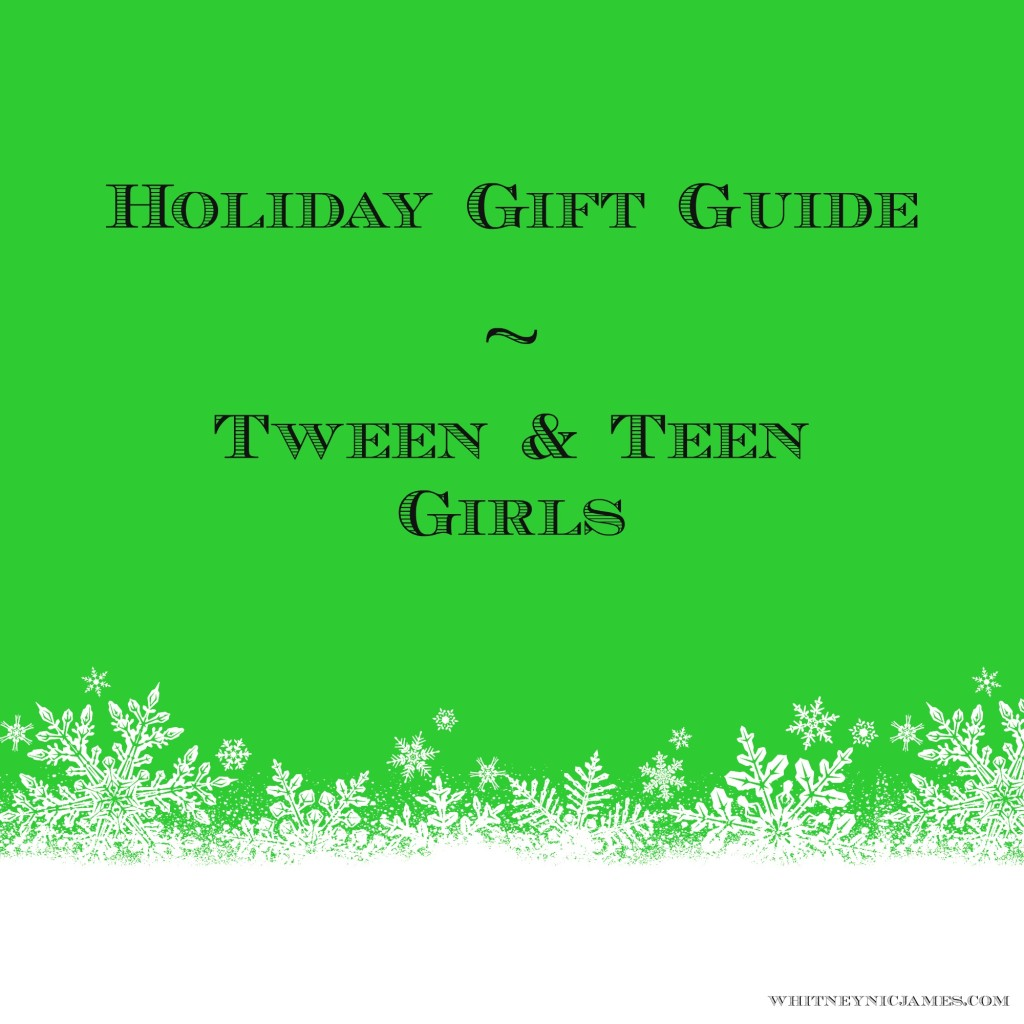 Gift Ideas for Teen Girls
