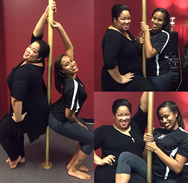 Be Fearless - Pole Dancing Exercise