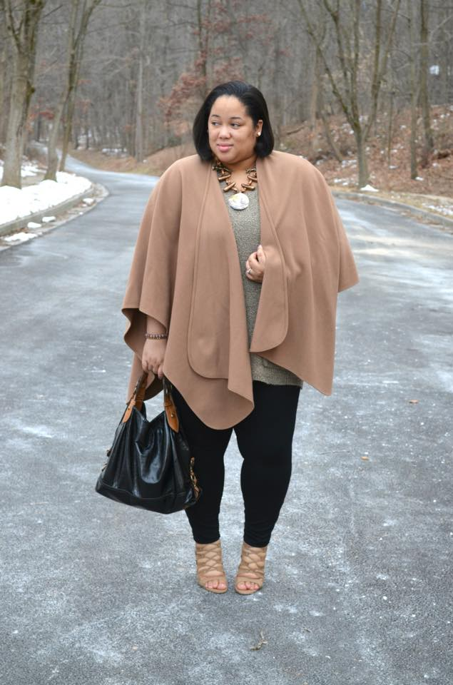Winter Style - Styling Capes