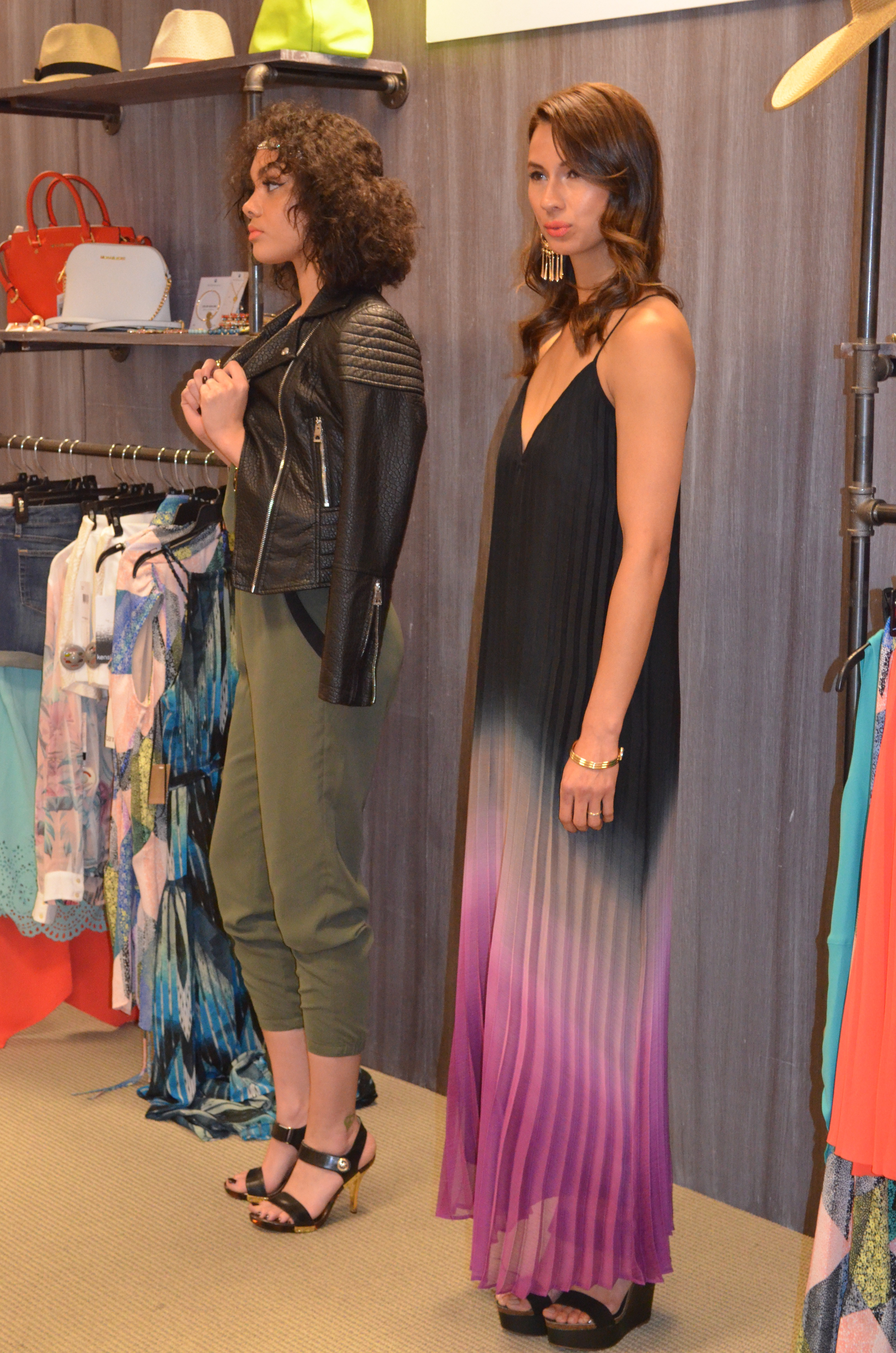 Spring Fashion Trends at Macy's Destination Spring Event