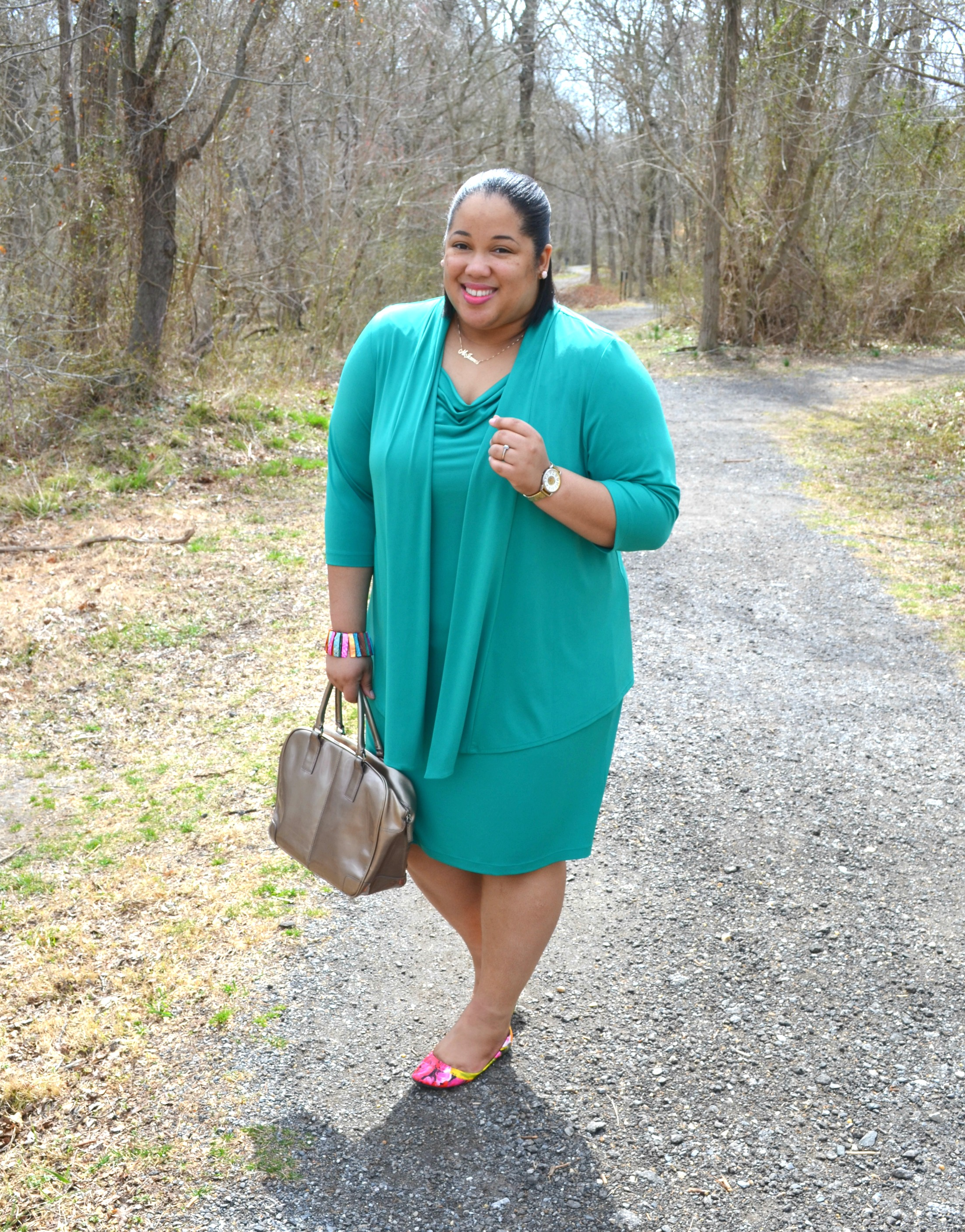 Style | Easter in Dress Barn + a Style Linkup