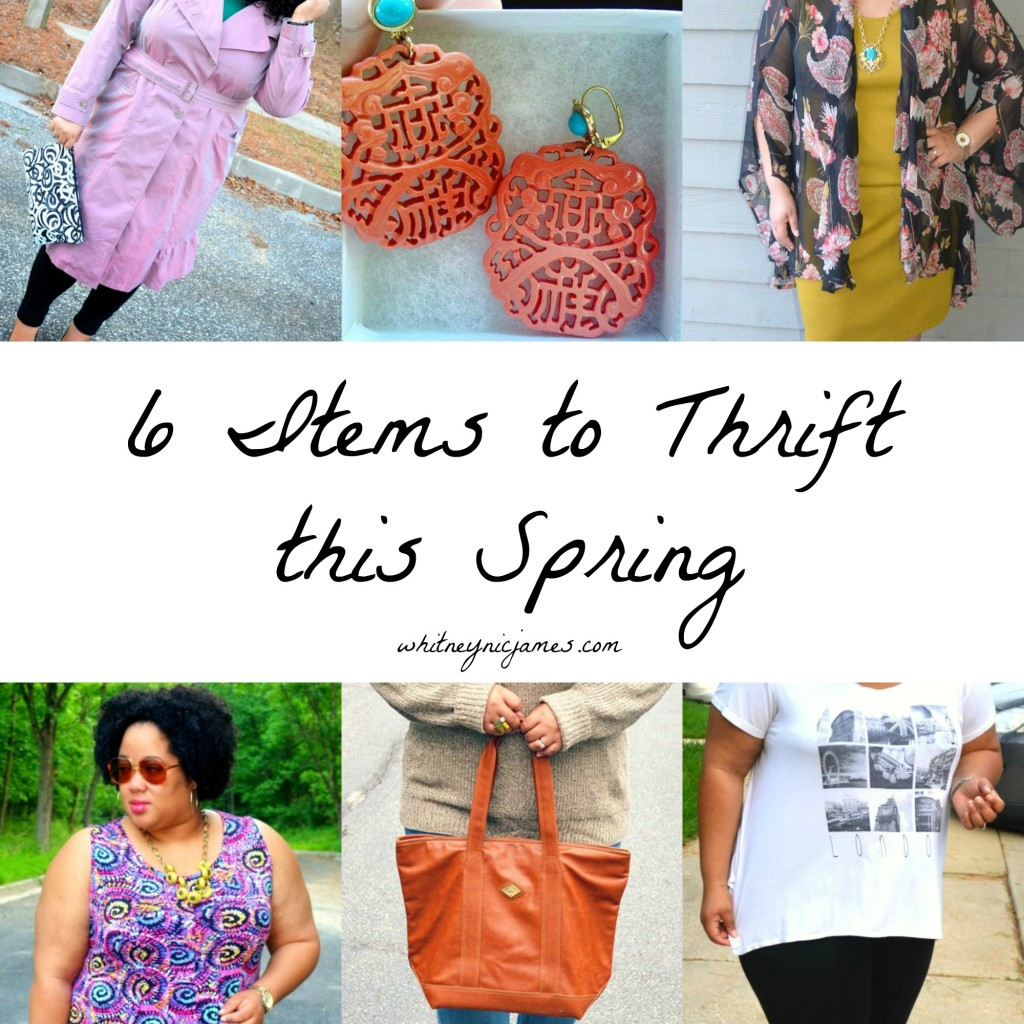 What to Thrift This Spring