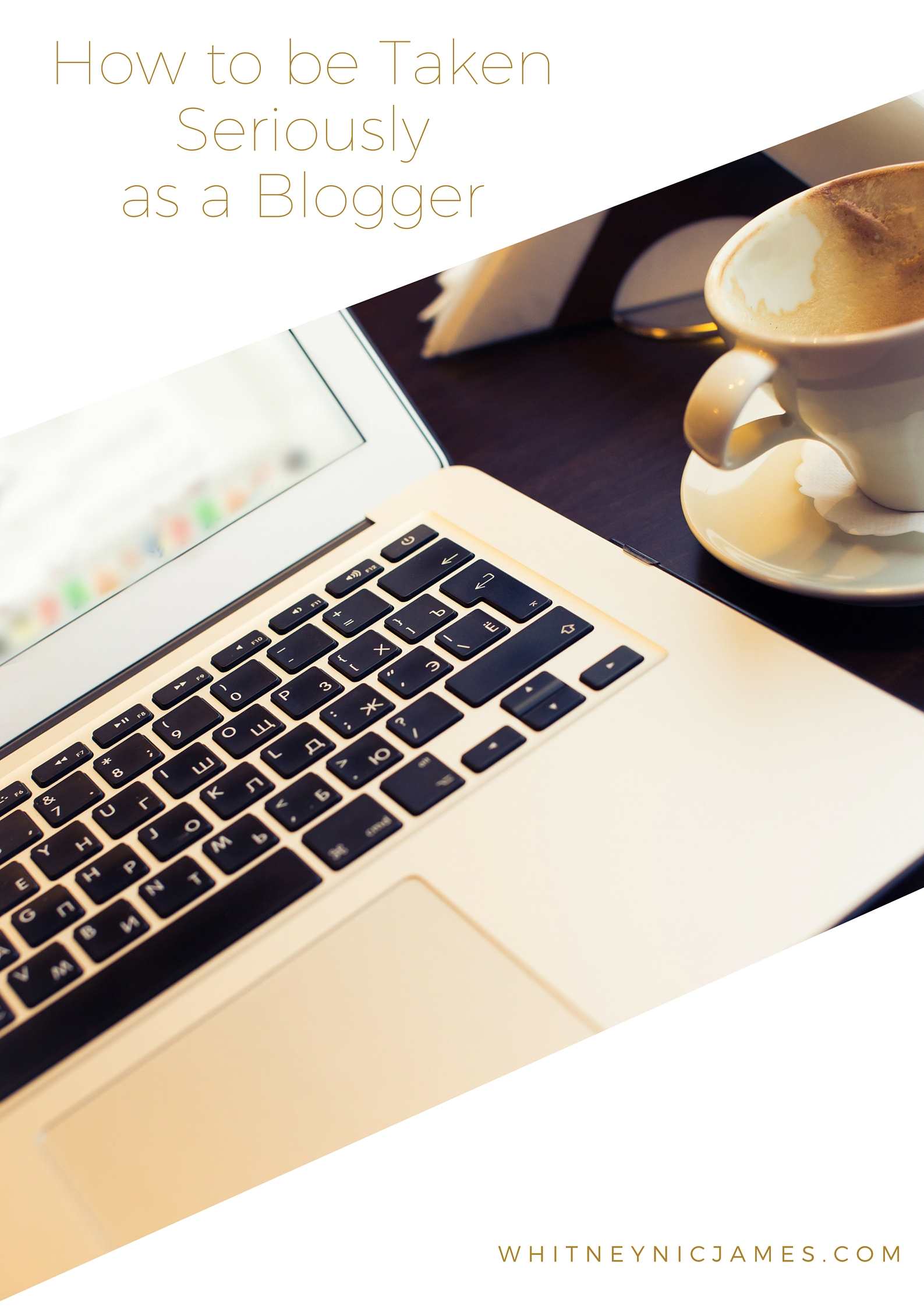 blogging must haves
