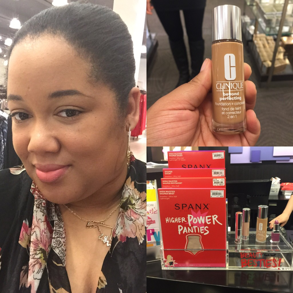 #BeautyBesties with SPANX and Clinique
