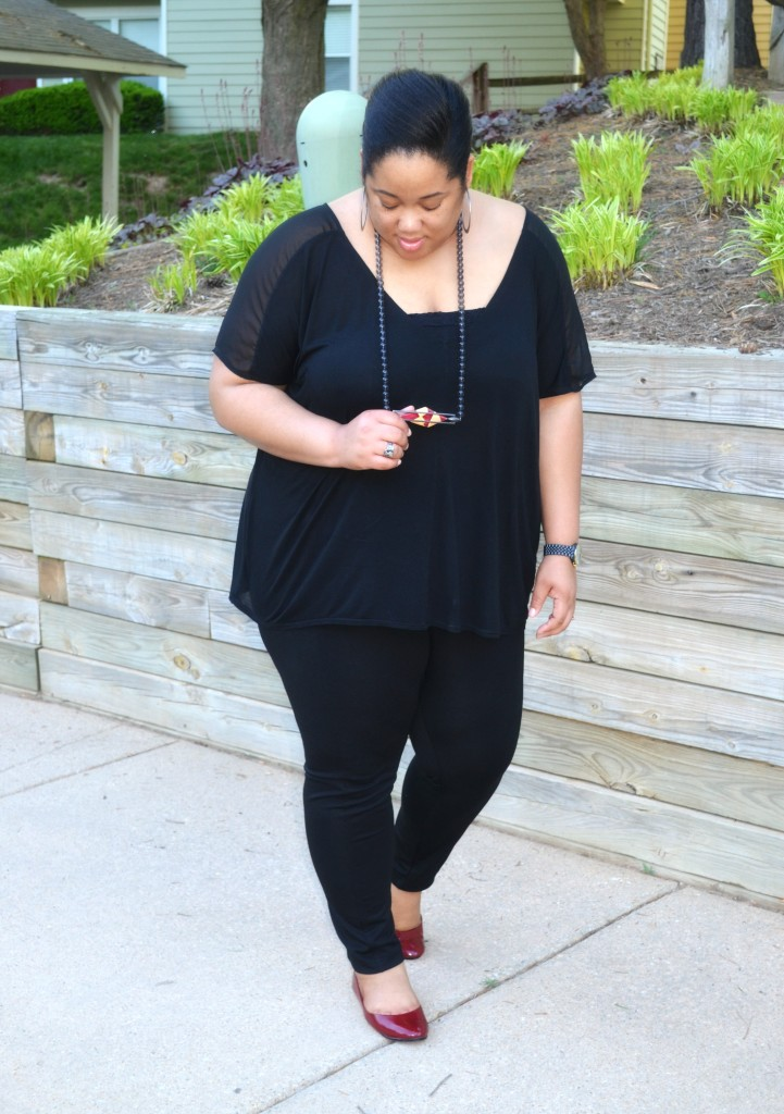OOTD - All Black Outfit