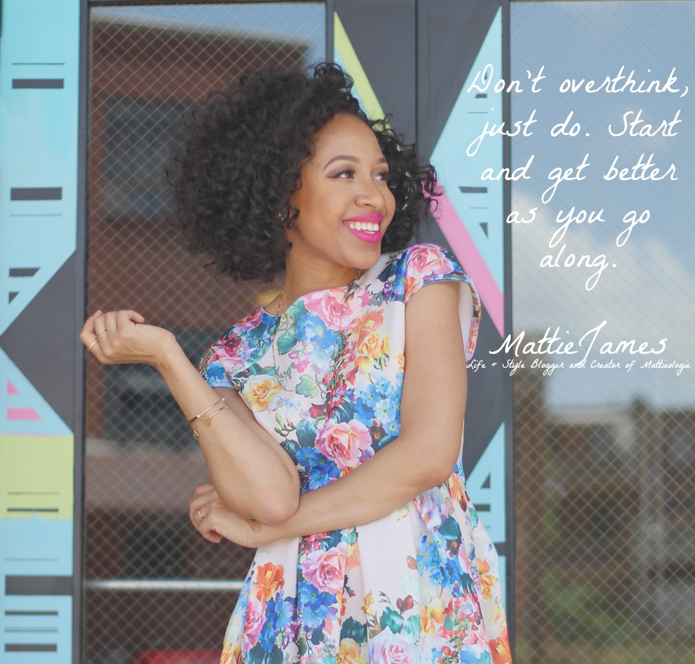 #FearlessWoman Feature - Mattie James