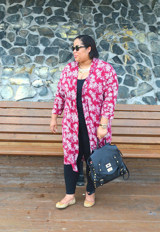 Kimono OOTD