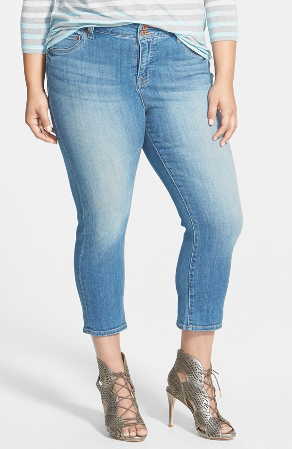 Nordstrom Plus Size - Lucky Denim