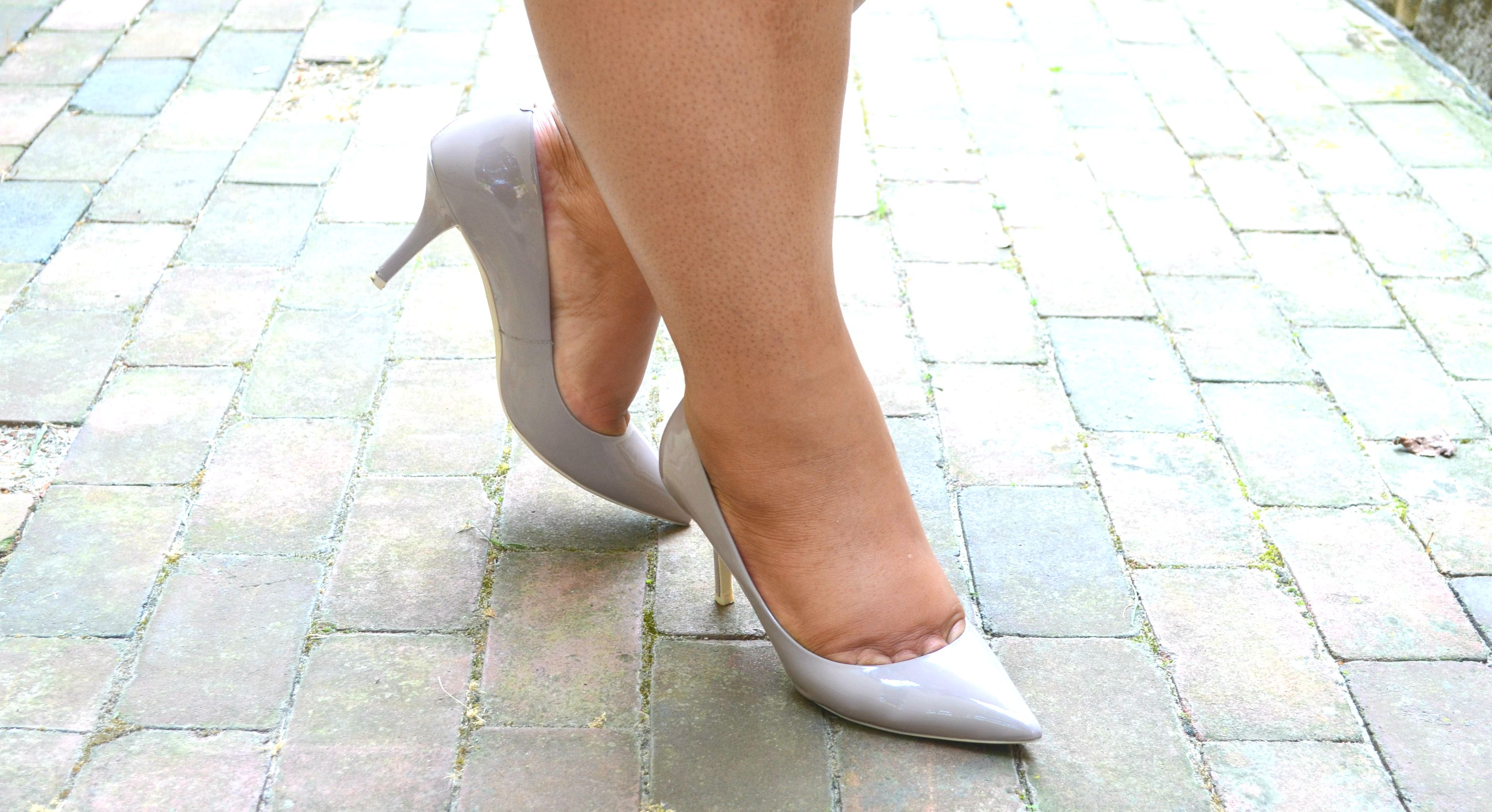 Nude Heels - Kenneth Cole
