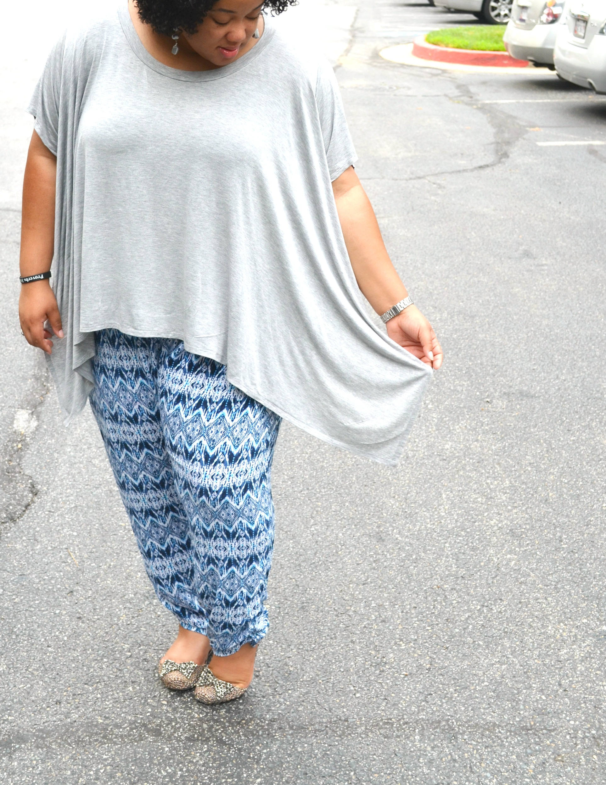 Plus Size OOTD - Travel Style