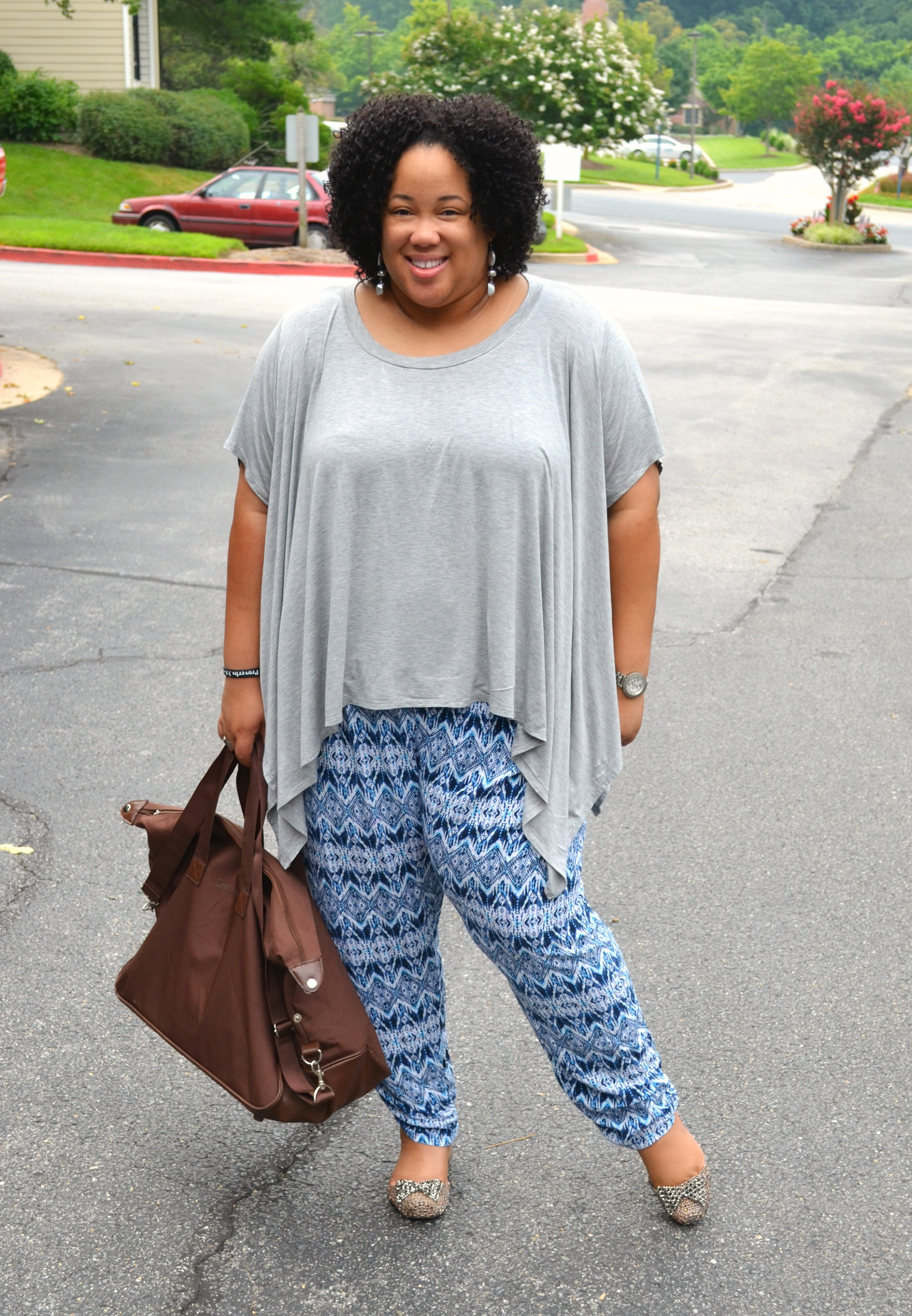 Plus Size Travel Style