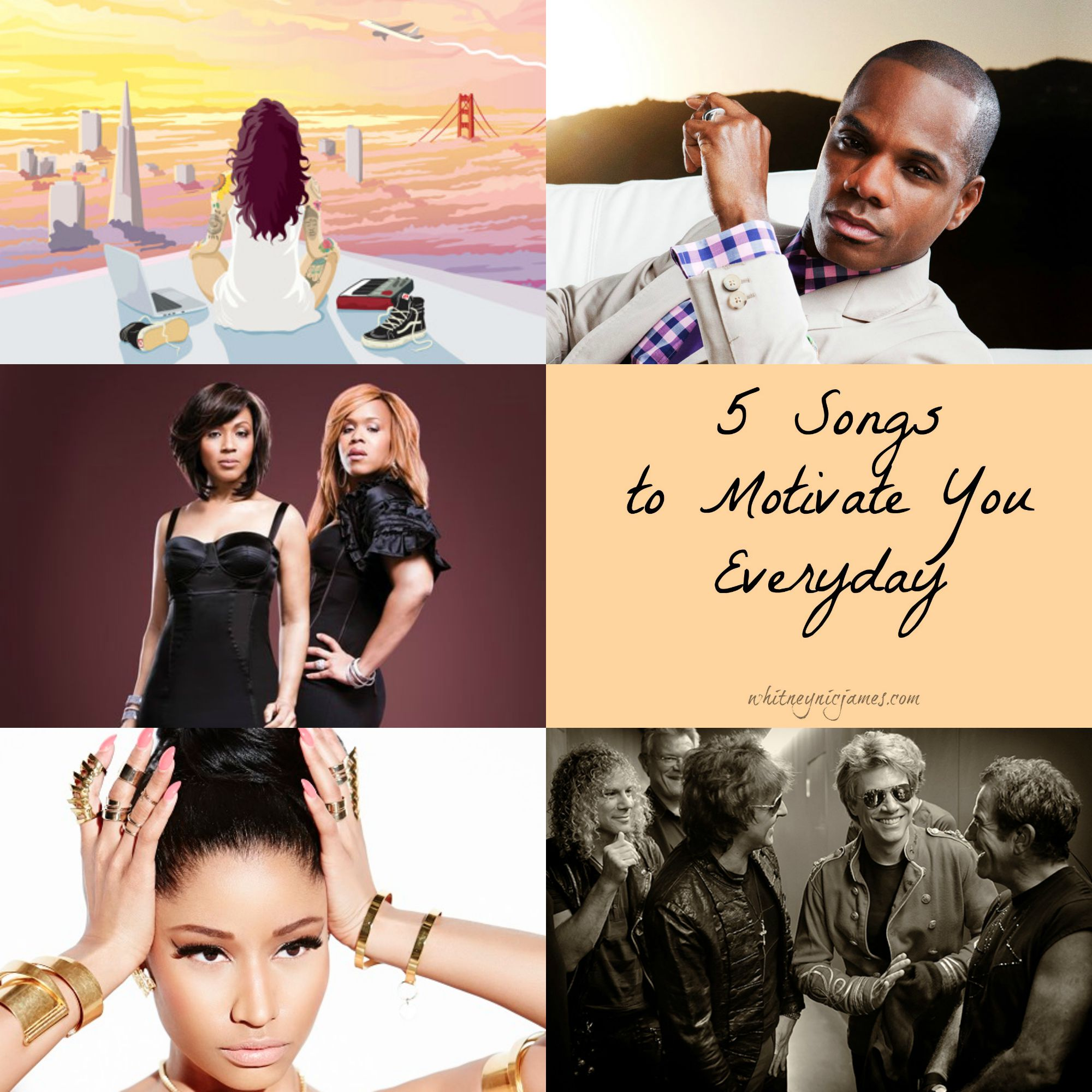 Songs to Motivate You Everyday