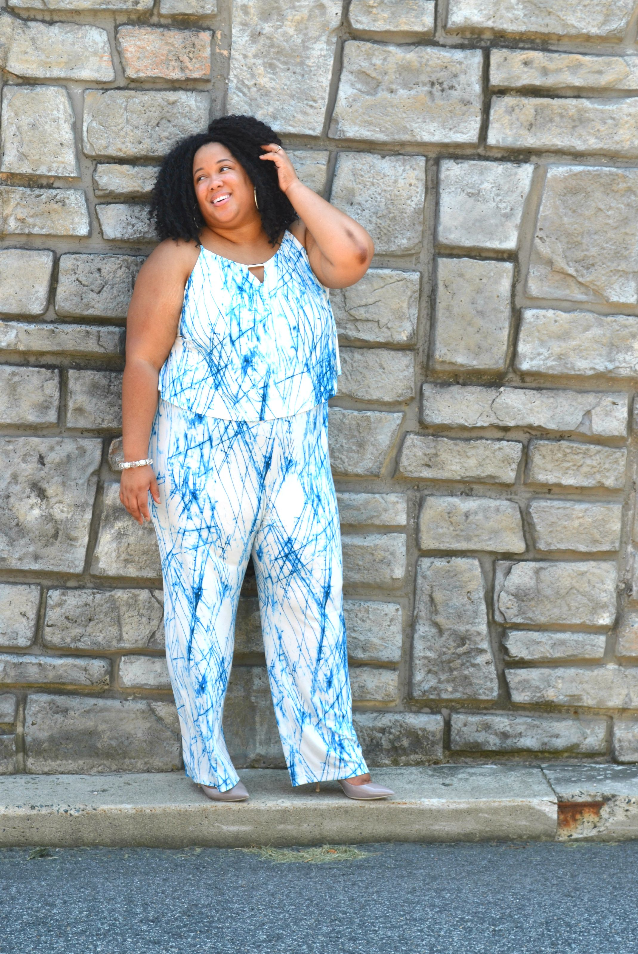 OOTD Styling a Jumpsuit