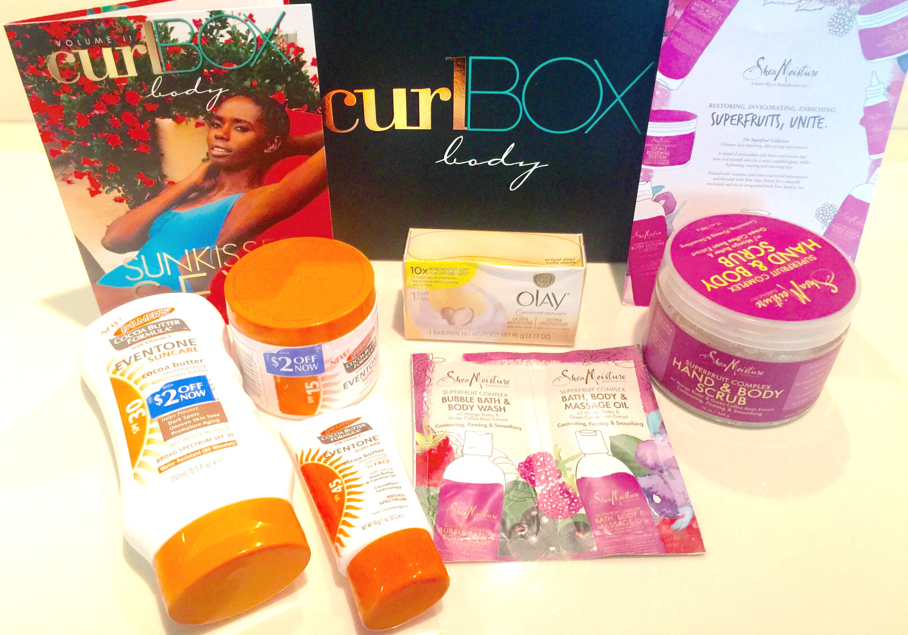 curlBOX Body