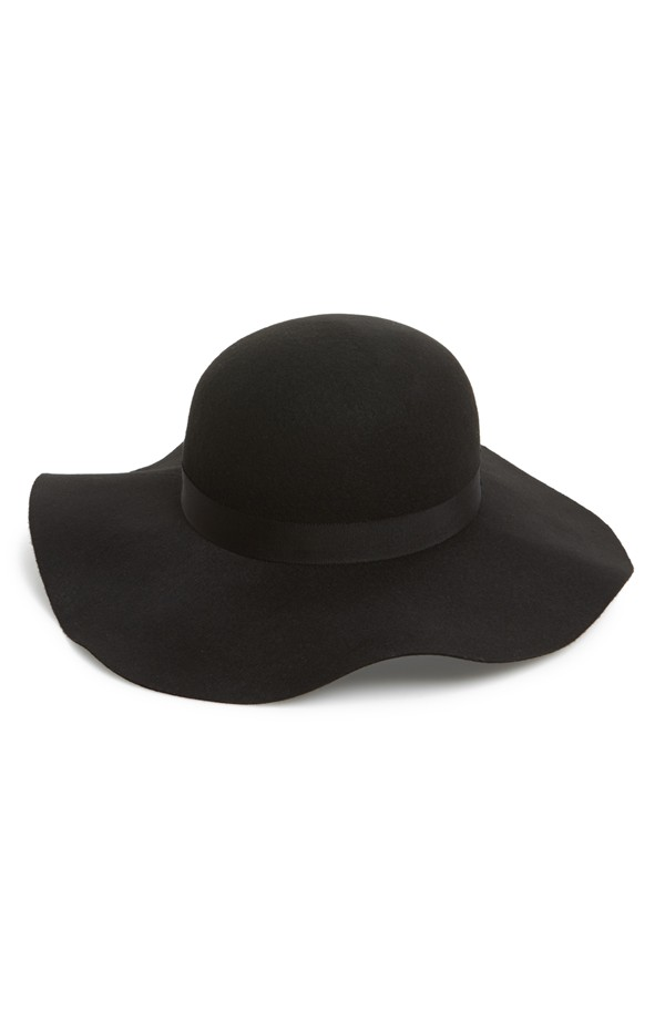 Fall Must Have Accessories - Floppy Hat