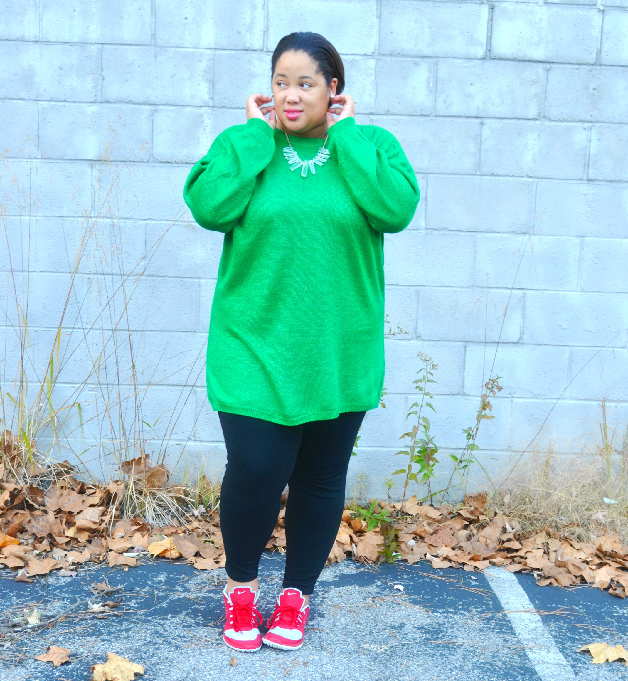 Fall Fashion Plus Size