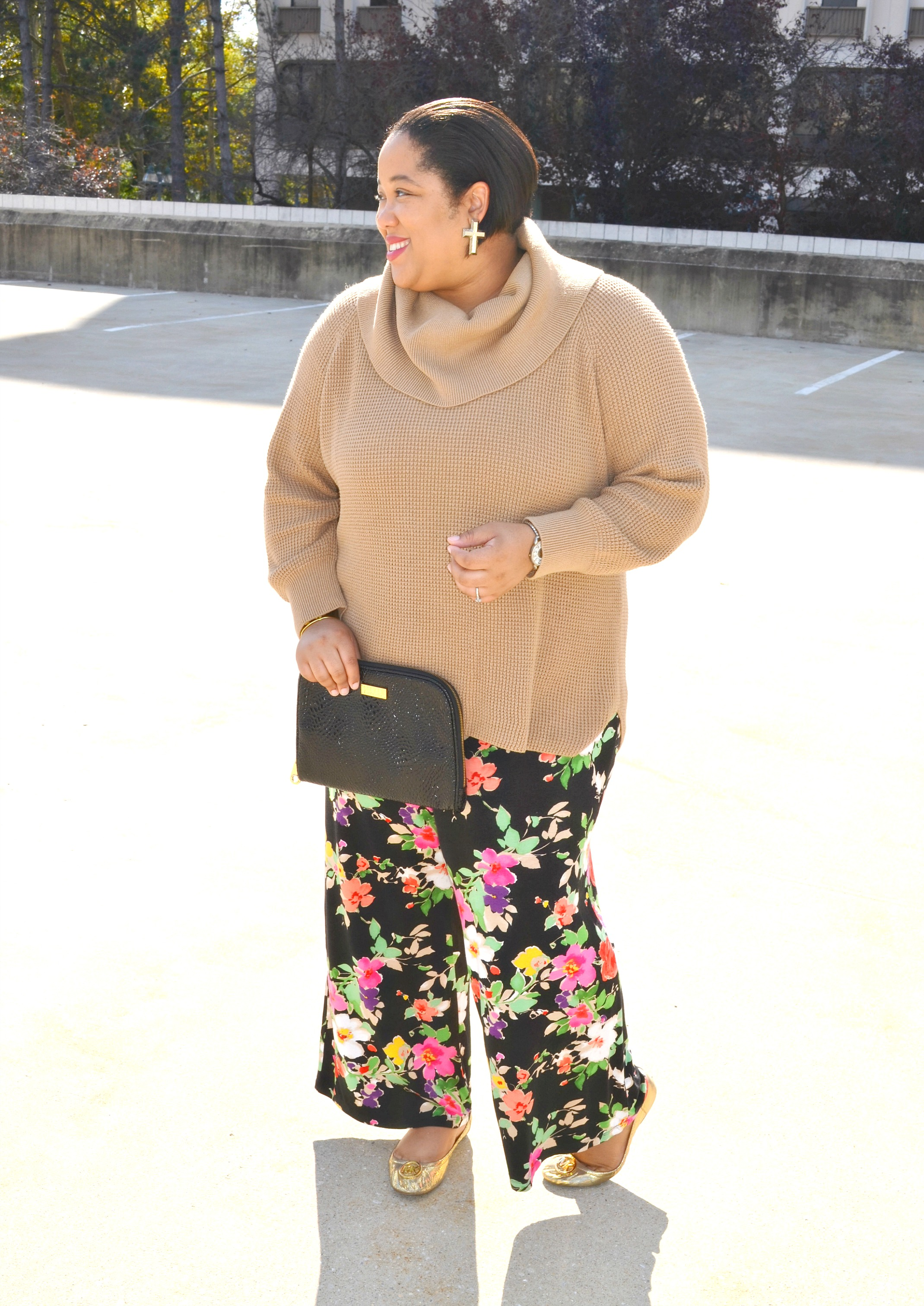 Fall Florals - Fall Outfit Inspiration