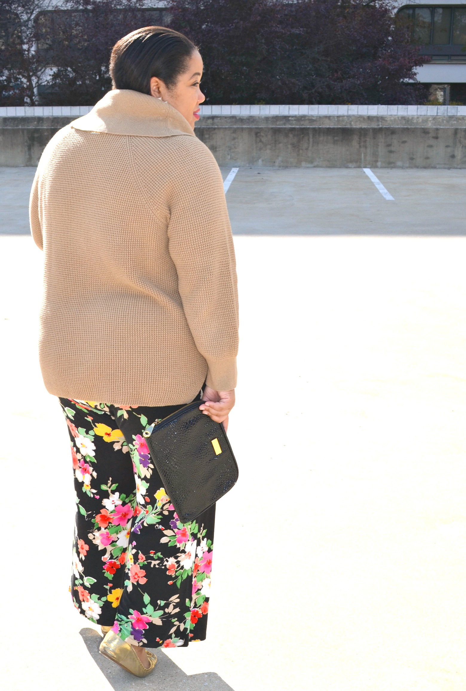Fall Outfit Fall Florals