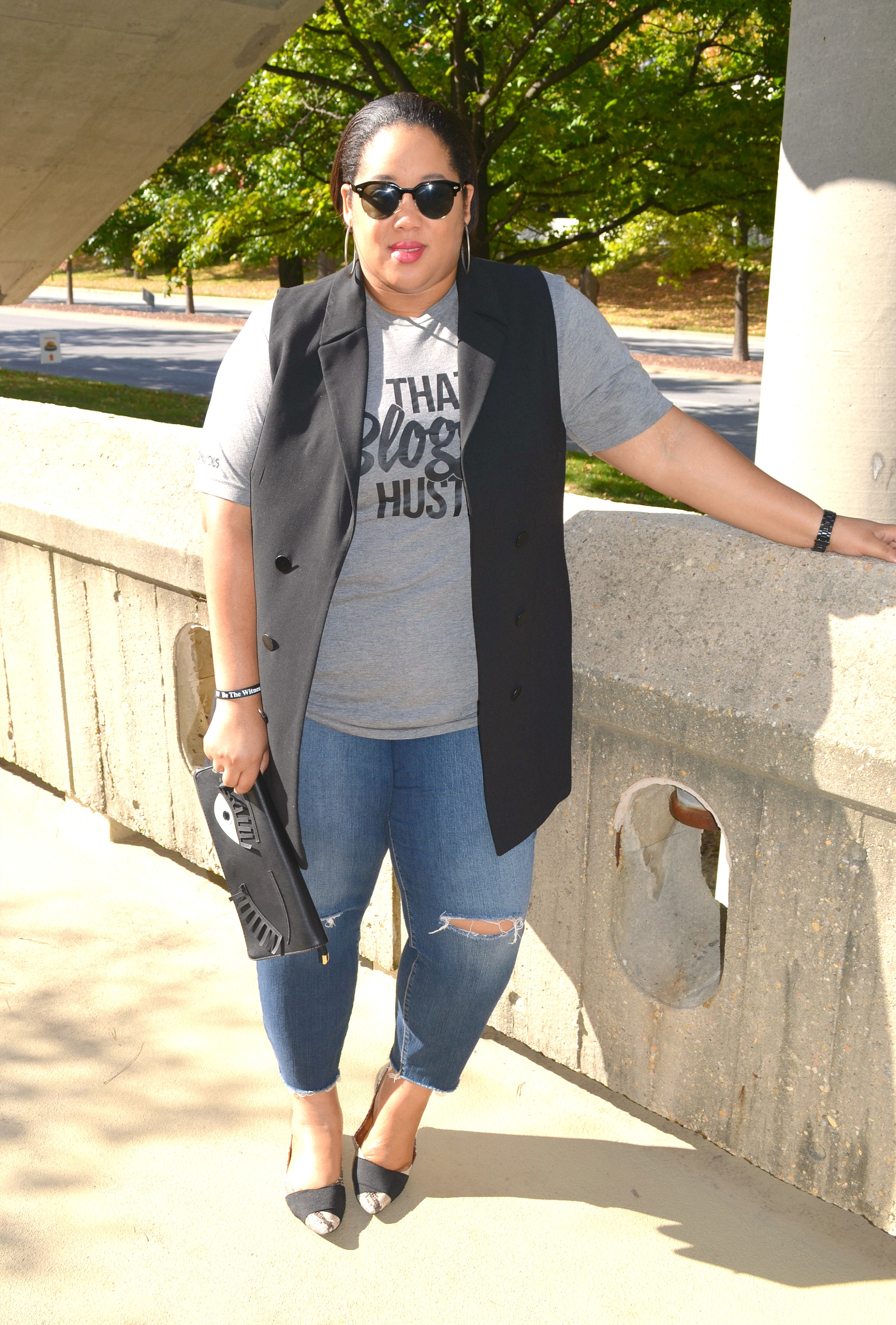 Casual Wear - Jeans and Graphic Tees