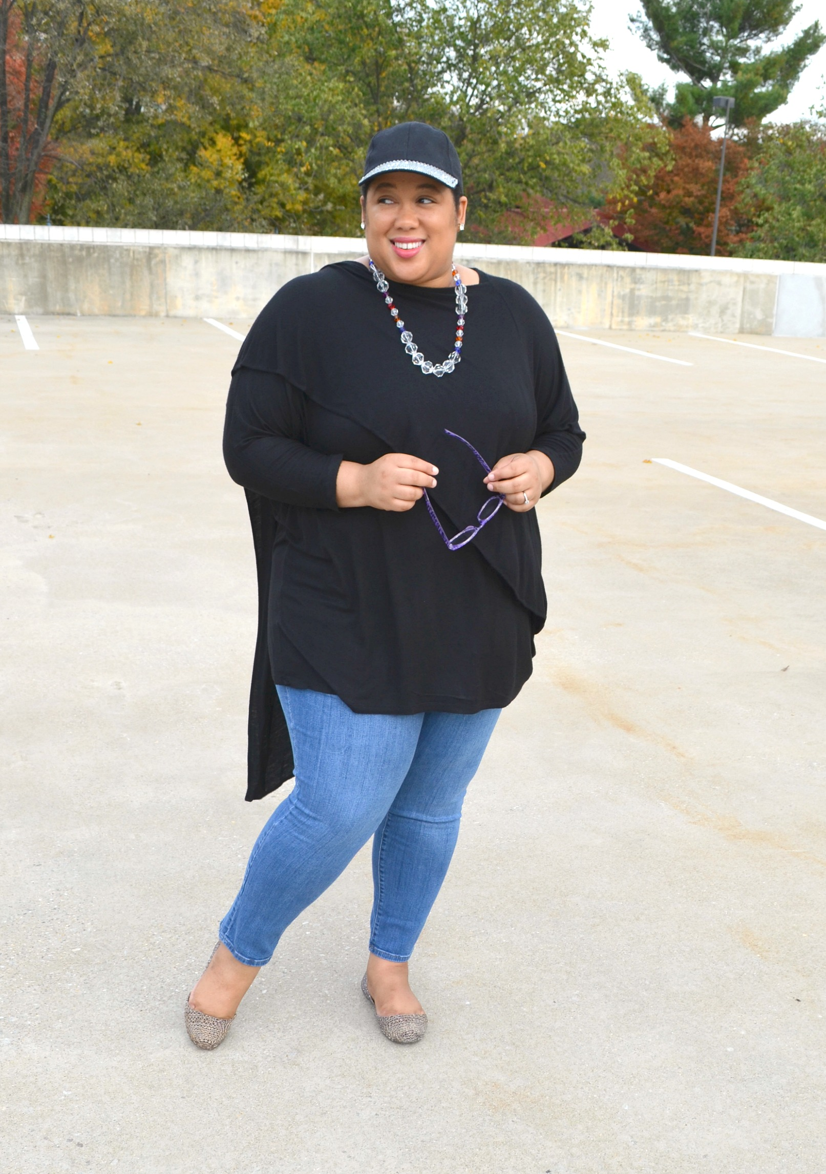 Thrifted Outfit - Plus Size