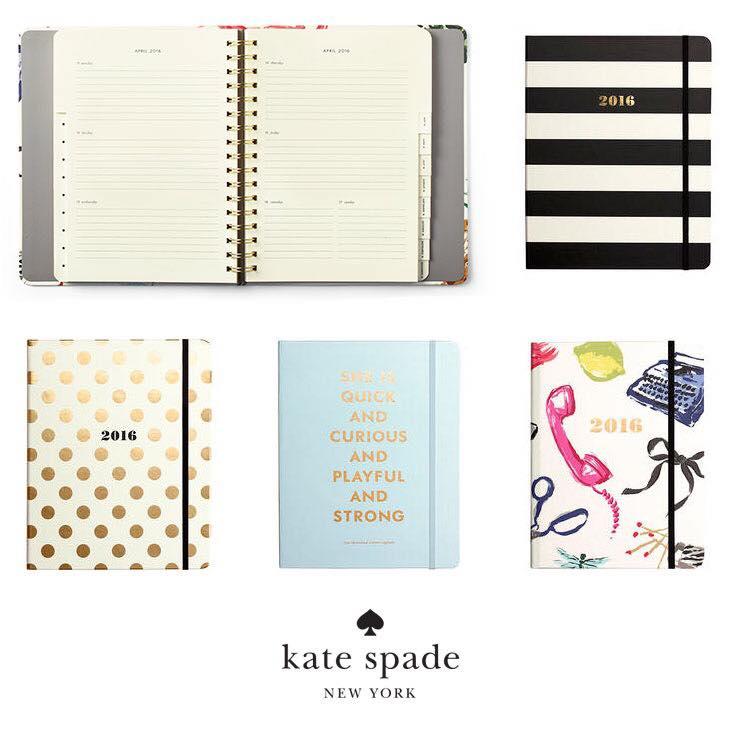 Kate Spade Agenda