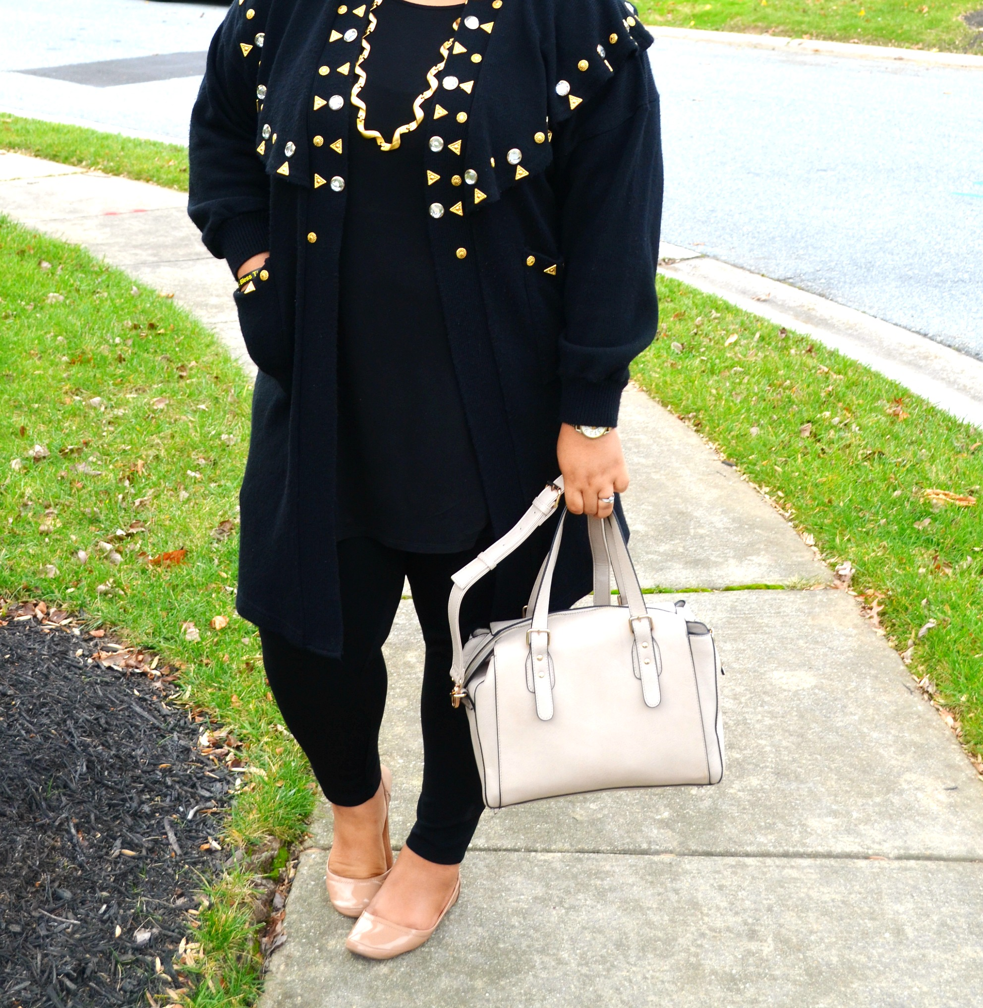 Oversized Sweater Details