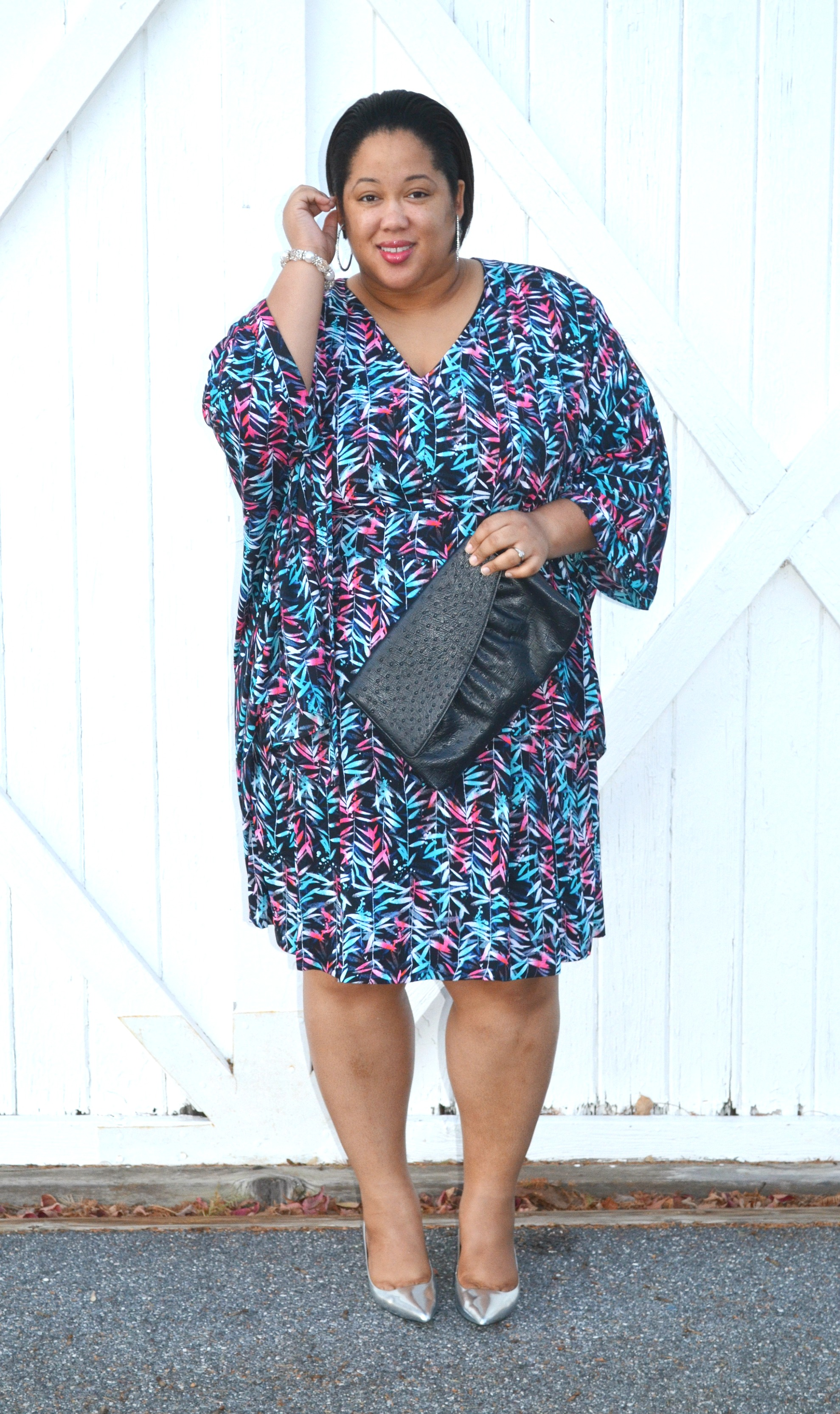 Styling a Dress with Pockets