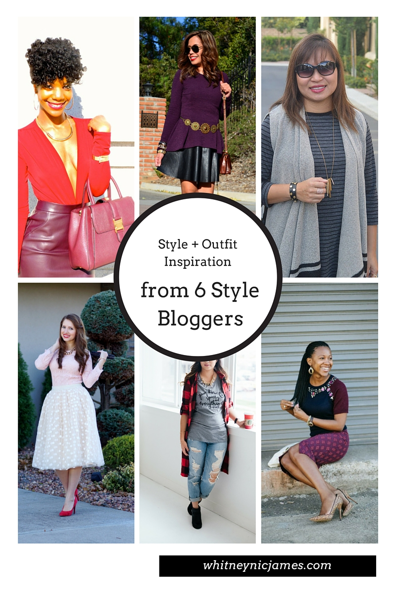 Style Inspiration - Style Bloggers