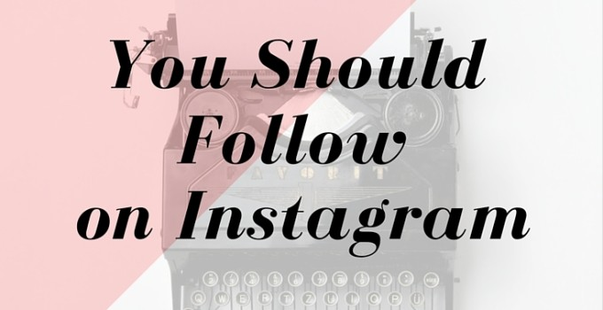 #WNJSocial | 5 (More) Amazing Women to Follow on Instagram