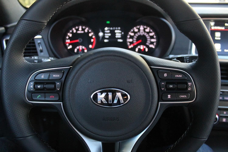 2016 Kia Optima