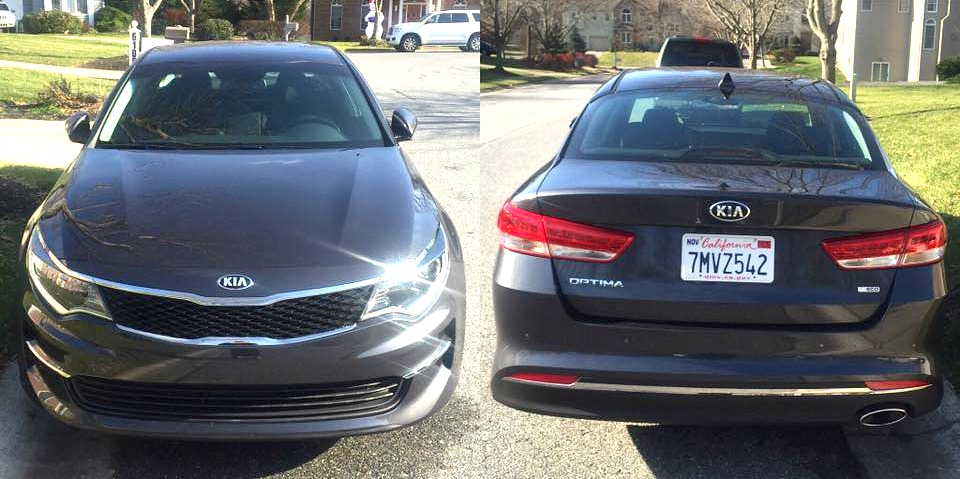 Cars - 2016 Kia Optima