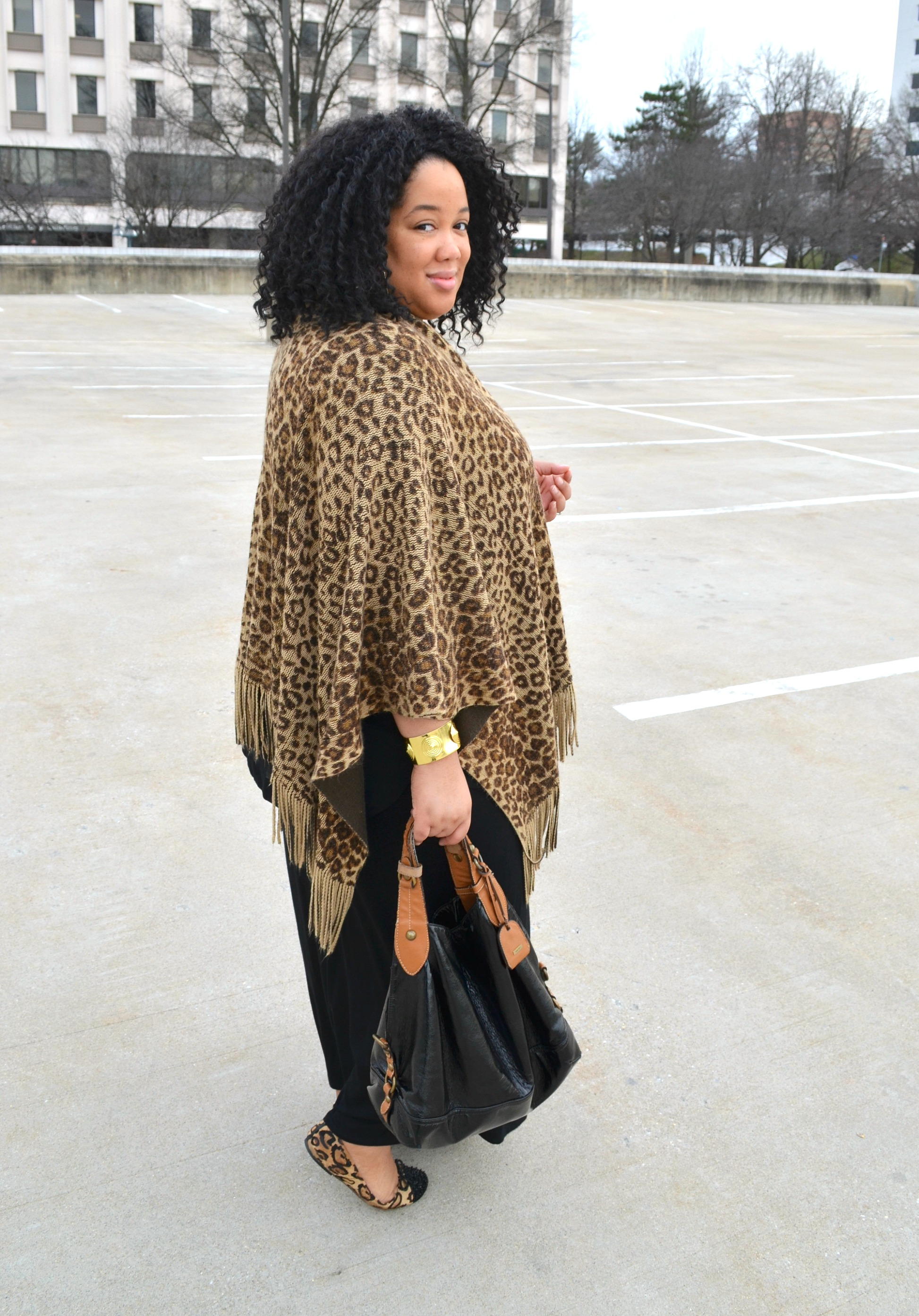 Plus Size Winter OOTD